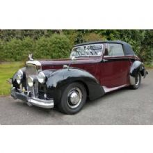 Alvis TC21/100 Tickford